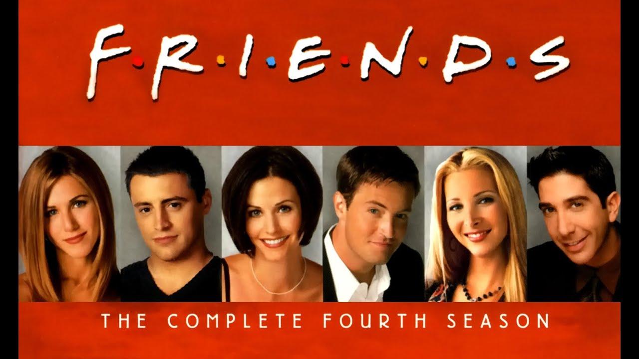 Download FRIENDS - SEASON 4 - Video No2