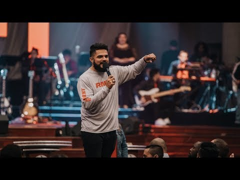 How to be mobilized in intercession and prayer - Pastor Josue Salcedo | CGC 2018 | RMNT YTH