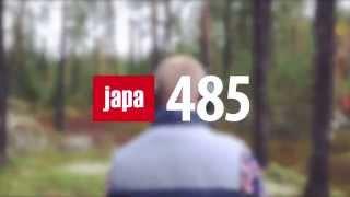 Japa® 485 Kombajn do produkcji drewna kominkowego