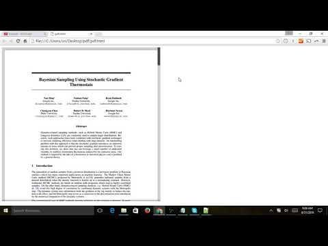 Easily Embed PDF In HTML