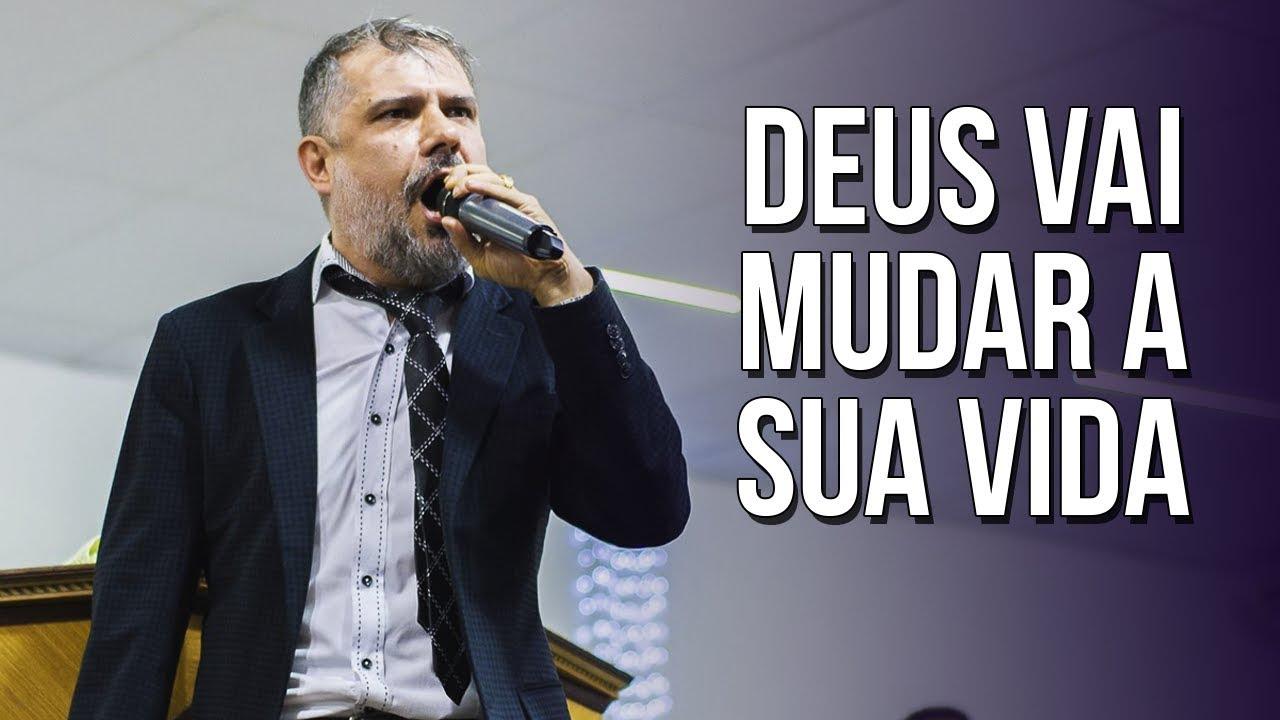 Apóstolo Rodrigo Salgado - Pregação Evangélica 2018 (Deus vai mudar a sua vida )