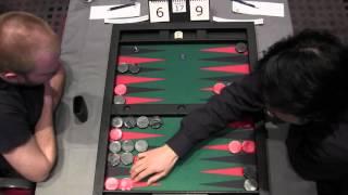 Mochy vs Rasmus G Hansen 17p match Main L64 - Nordic Open 2015 3/3