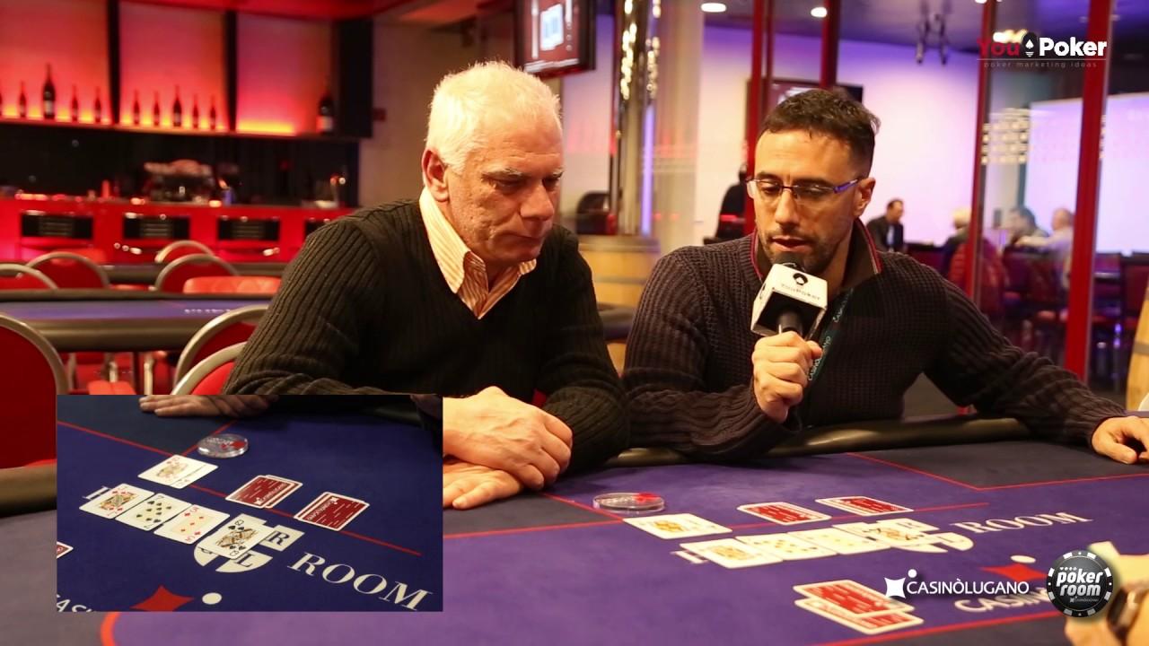 Lugano Poker Room Handreview Marco Girardi Youtube