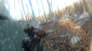 Odyssey Black Paintball. MKP-II CQB @ Poco Loco Paintball Park