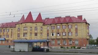 Узнаваемые здания в Великом Новгороде, детская поликлиника № 3