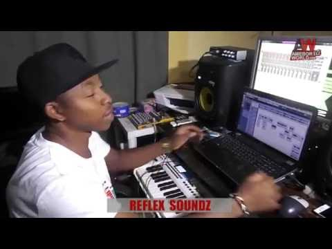 """The interview"" with Reflex Soundz (Music Producer / Singer) - Ameborworld TV"