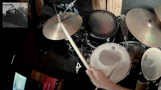 Burzum - A Lost Forgotten Sad Spirit (Drum Cam / Cover)