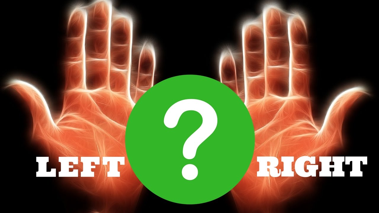 which left hand read right palmistry palm female male signs