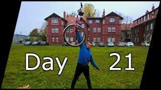 Push-up challenge - Day 21/30