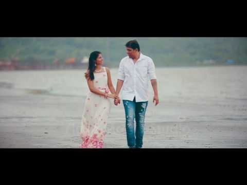 Rahul and Vaidehi Pre-wedding... Tu Havishi Mala
