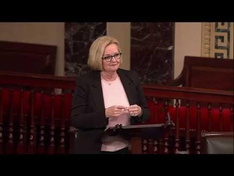 McCaskill Urges Senate to Pass Paycheck Fairness Act