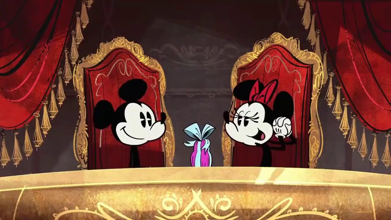 Mickey Mouse – Chuột Mickey – Hoạt hình hay cho bé – 3