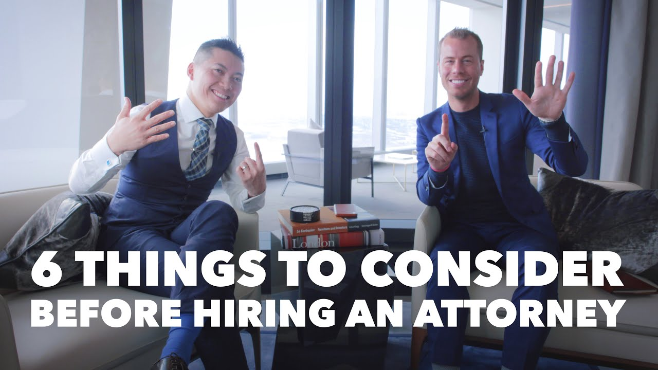 Hiring an Real Estate Attorney With Tim Allomong