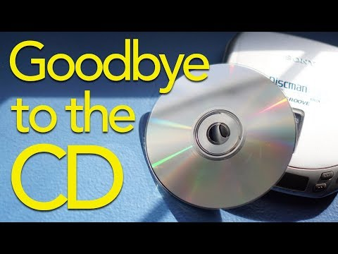 Eulogy for the Compact Disc | TDNC Podcast #83