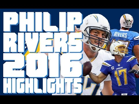 Philip Rivers 2016 Highlights