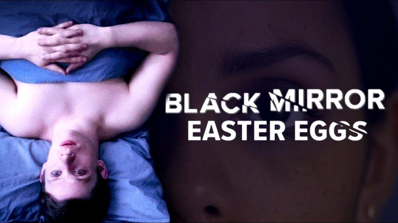 Download TV Easter Eggs - BLACK MIRROR (SEASON 4) // Ep.9