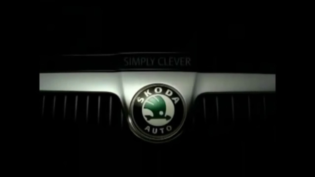Koda Simply Clever Slogan Bez Hlasu Without Voice