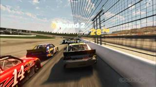 Game | GameSpot Reviews NASCAR 2011 The Game Video Review PS3, Xbox 360 | GameSpot Reviews NASCAR 2011 The Game Video Review PS3, Xbox 360