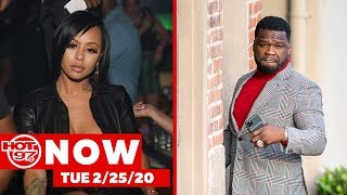 50 Cent Criticized For R. Kelly & D. Wade Meme + Lil Baby Responds To Alexis Sky Saying They Date