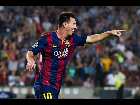 Lionel Messi - Ready for 2015 - HD