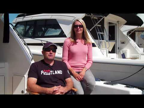 "Emerald Pacific Yachts ""Riviera Rendezvous"" 