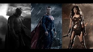 AMC Mail Bag - What If BATMAN V SUPERMAN Fails?