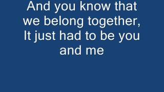Blue - Best In Me (Lyrics)
