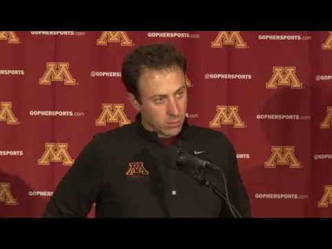 Press Conference: Richard Pitino Meets the Media