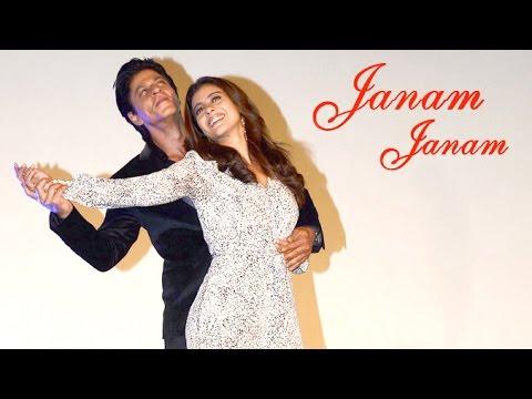 Shahrukh & Kajol Slow DANCE On Janam Janam From Dilwale