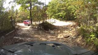 Rubicon and 4Runner at Peters Mill Run - Sep2014(About a dozen clips from Peters Mill Run OHV trails at George Washington National Forest., 2014-09-13T20:20:04.000Z)