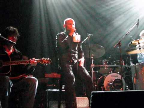 The Tragically Hip - Courage (acoustic) - San Francisco Fillmore - 6/13/09