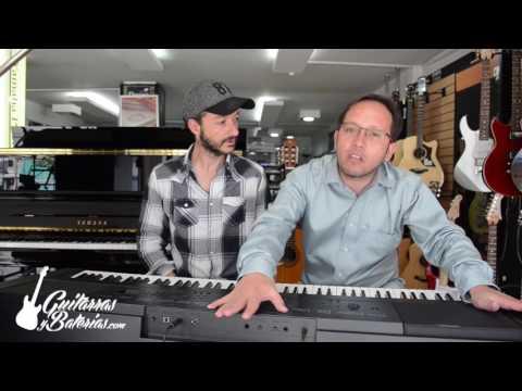 Piano Digital Yamaha DGX-660 Demostración en Español