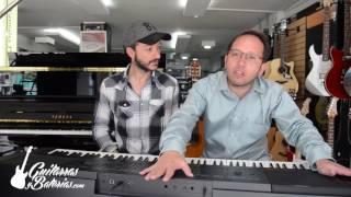 piano digital yamaha dgx 660 demostracin en espaol
