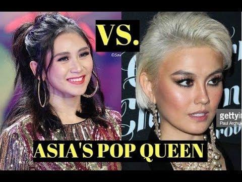 ASIA'S POP QUEEN SHOWDOWN l Sarah Geronimo, Agnez Mo, Ailee, Siti Nurhaliza, Ayumi Hamasaki, Angela
