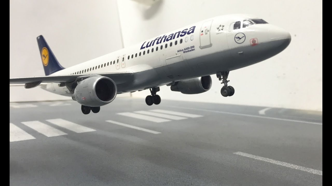 revell airbus a320 lufthansa assembly youtube. Black Bedroom Furniture Sets. Home Design Ideas