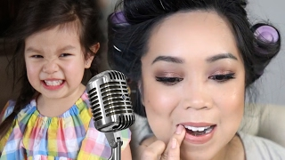 My 4 Year Old Daughter Does My Voice Over - itsMommysLife