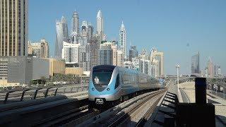 Лучшее в мире метро. район Дубай Марина. Цены на еду.