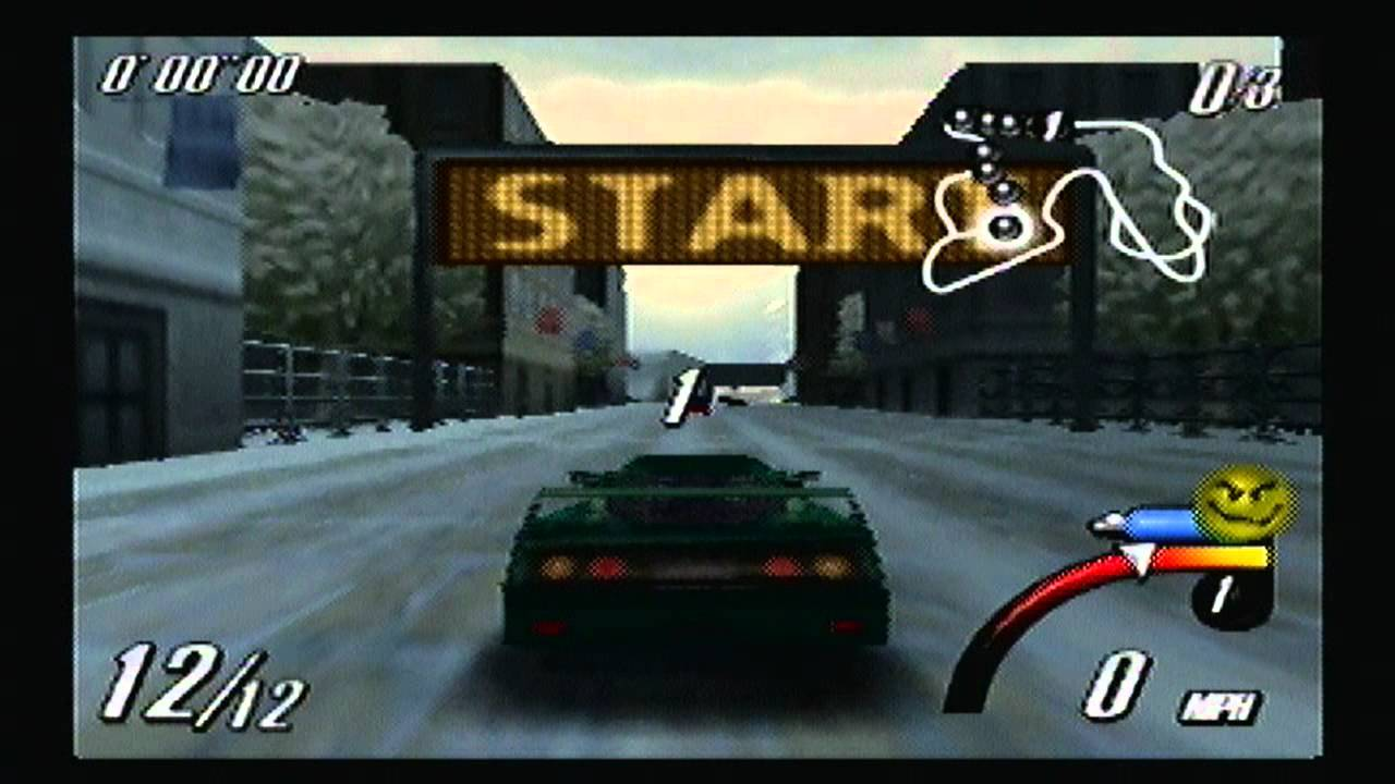 Top gear overdrive n64 youtube sciox Image collections