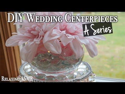 Easy Glam Wedding Centerpiece DIY ~ Dollar Tree DIY (Series) #2