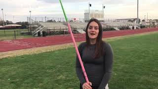 Spruce Creek High javelin thrower wins East Coast Classic in her first competition