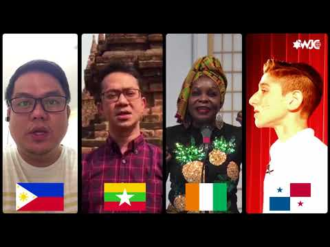 HaTikvah Sung Around the World