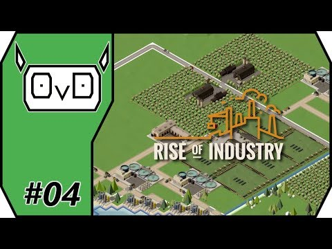 Rise of Industry: Logistics Career | Part 04 | CHEESE TO STATE (Alpha 4 Gameplay, Let's play)
