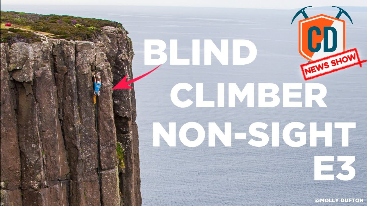 Imagine Doing THIS Being Blind | Climbing Daily Ep.1866