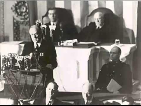 Ομιλία του Franklin D. Roosevelt Ελληνικοί Υπότιτλοι