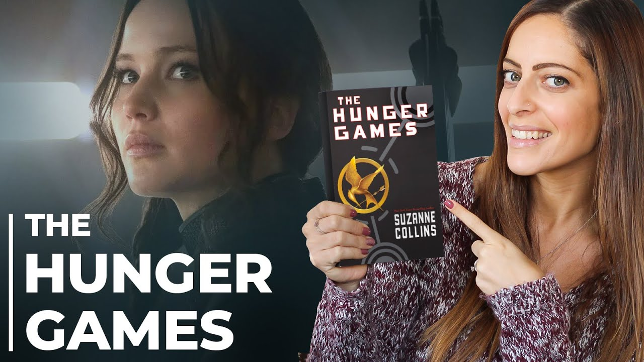Learn English With Books: The Hunger Games