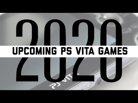 Upcoming PS Vita Games For 2020