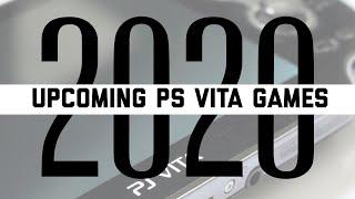 Upcoming PS Vita games for 2020