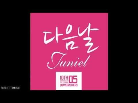 JUNIEL (주니엘) - 다음날 (The Next Day) [MALE]