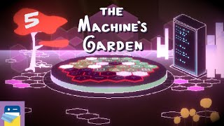 The Machine's Garden: iOS / Android / PC Gameplay Walkthrough Part 5 - The End! (by Too Much Tomato)