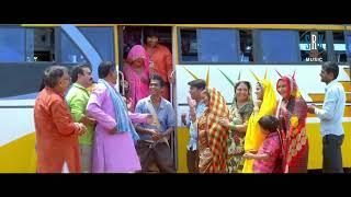 Best comedy scene of bhojpuri movie-Nirhua Hindustani 3,, Dineshlal, Amrapali